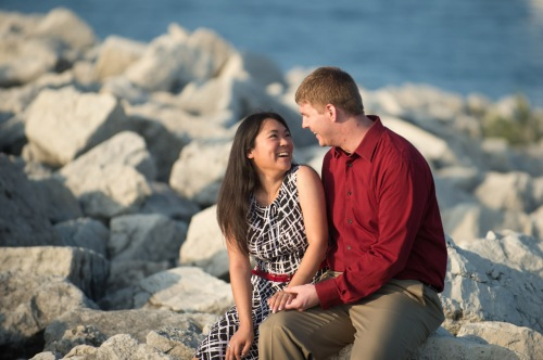 Dennis Felber Photography-Lakefront Engagement-04