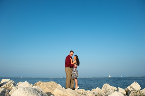Dennis Felber Photography-Lakefront Engagement-05