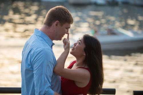 Dennis Felber Photography-Lakefront Engagement-11