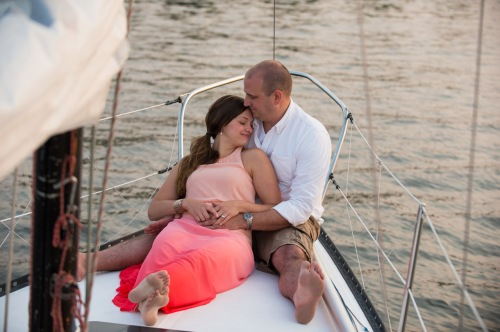 Dennis Felber Photography-Sailing Engagement-13