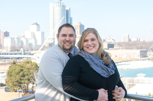 Dennis Felber Photography- Third Ward-Jamie & Loren-Engagement 3-10-15 02