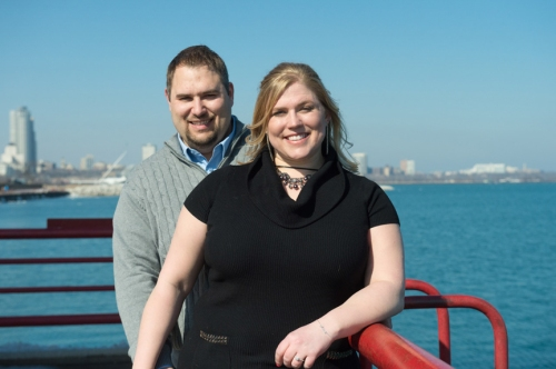 Dennis Felber Photography- Third Ward-Jamie & Loren-Engagement 3-10-15 12