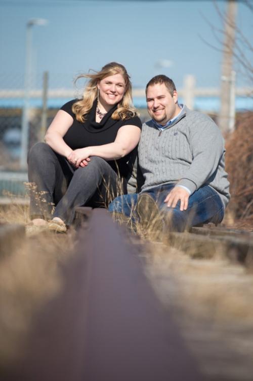 Dennis Felber Photography- Third Ward-Jamie & Loren-Engagement 3-10-15 17