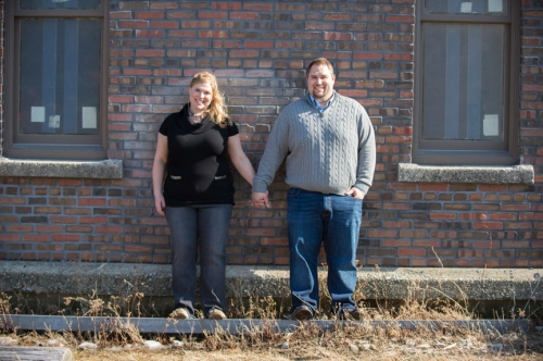 Dennis Felber Photography- Third Ward-Jamie & Loren-Engagement 3-10-15 18