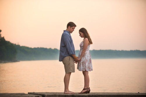 Dennis Felber Photography-Lake Michigan Engagement-11