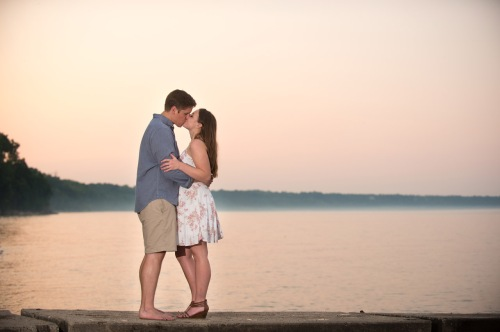 Dennis Felber Photography-Lake Michigan Engagement-12