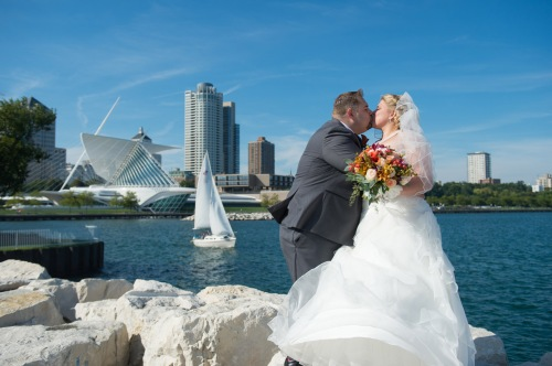 Dennis Felber Photography-Pier Wisconsin Wedding- 14