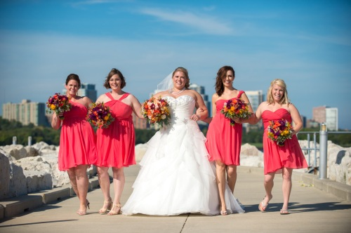 Dennis Felber Photography-Pier Wisconsin Wedding- 16