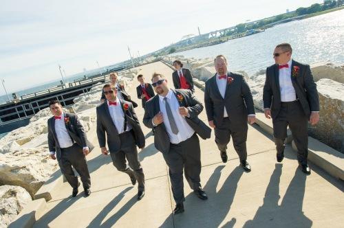 Dennis Felber Photography-Pier Wisconsin Wedding- 17