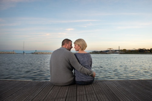 Dennis Felber Photography- Lakefront Engagement09