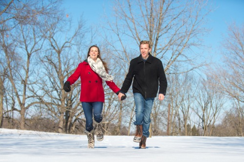 Dennis Felber Photography-Winter Engagement-06