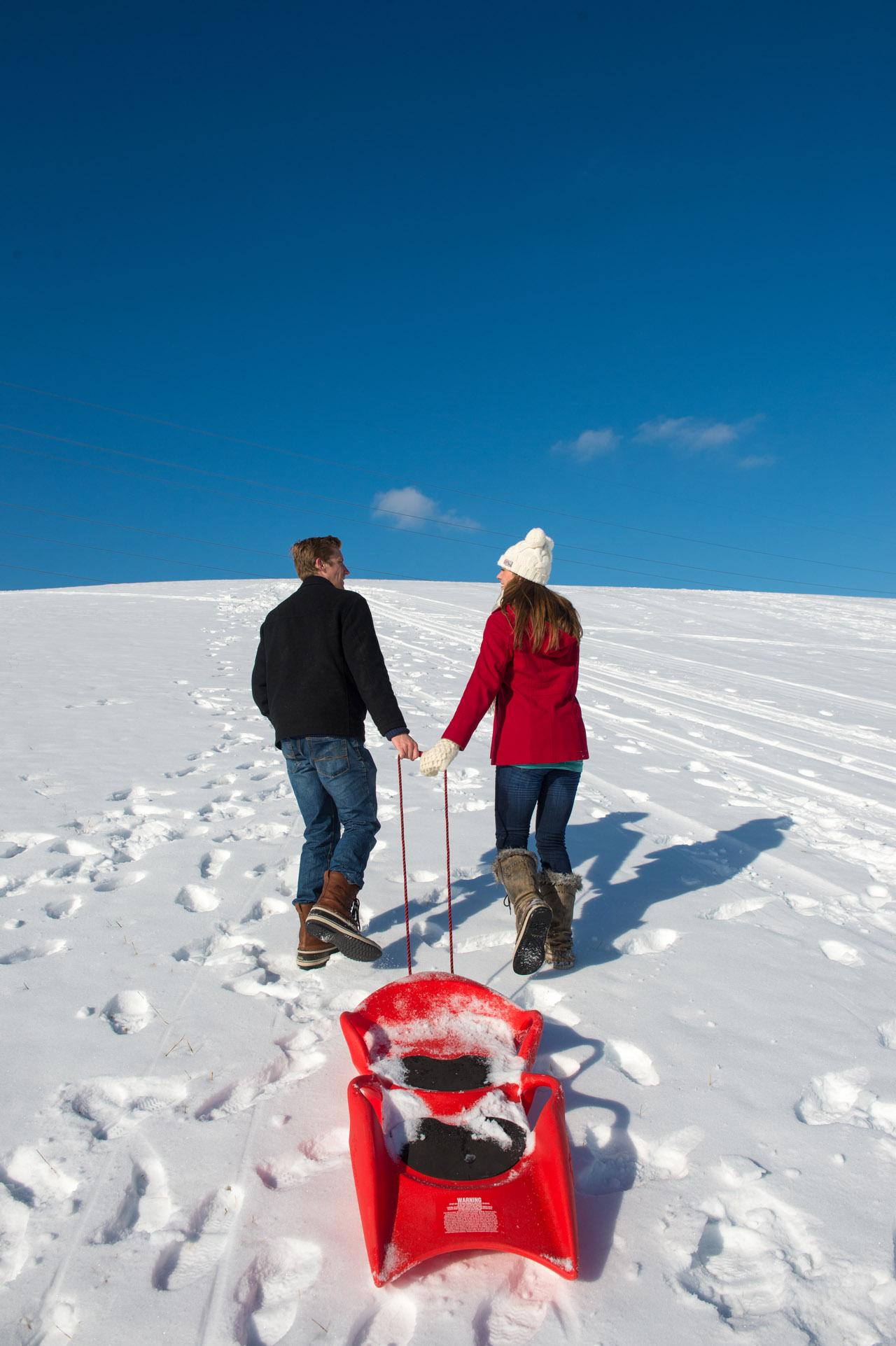 Dennis Felber Photography-Winter Engagement-10