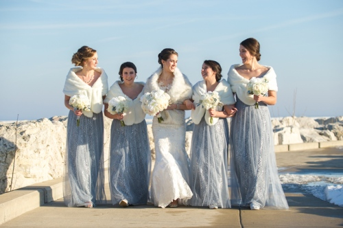 Dennis Felber Photography-Pier Wisconsin Discovery World Wedding-16