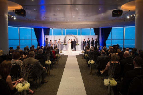 Dennis Felber Photography-Pier Wisconsin Discovery World Wedding-24