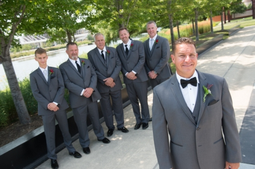 Dennis Felber Photography-Harley Davidson Museum Wedding Chrome-04