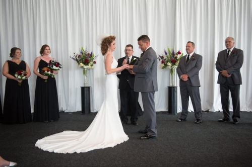 Dennis Felber Photography-Harley Davidson Museum Wedding Chrome-10