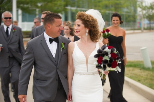Dennis Felber Photography-Harley Davidson Museum Wedding Chrome-14