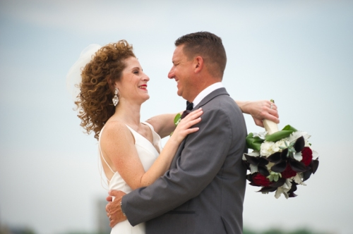 Dennis Felber Photography-Harley Davidson Museum Wedding Chrome-16