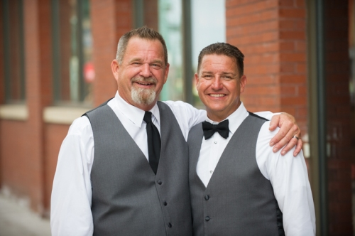Dennis Felber Photography-Harley Davidson Museum Wedding Chrome-22
