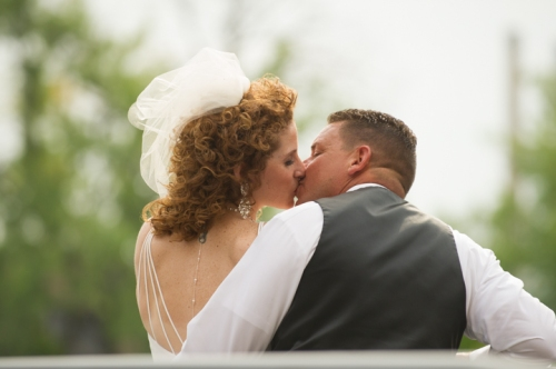 Dennis Felber Photography-Harley Davidson Museum Wedding Chrome-26