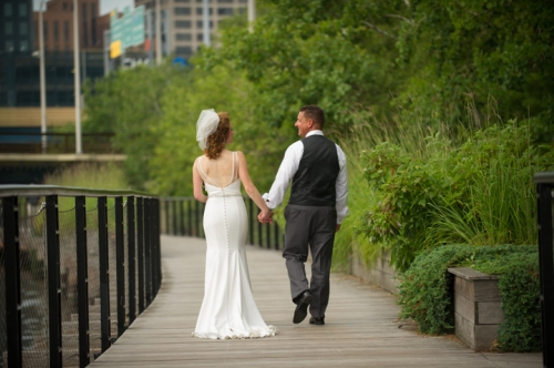 Dennis Felber Photography-Harley Davidson Museum Wedding Chrome-29