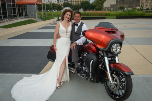 Dennis Felber Photography-Harley Davidson Museum Wedding Chrome-34