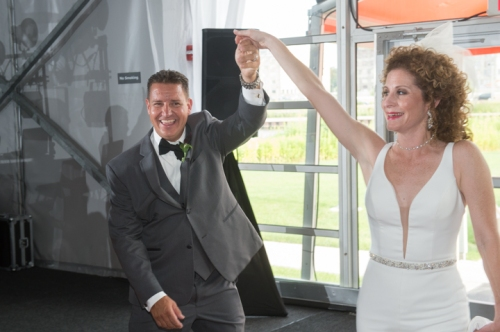 Dennis Felber Photography-Harley Davidson Museum Wedding Chrome-41