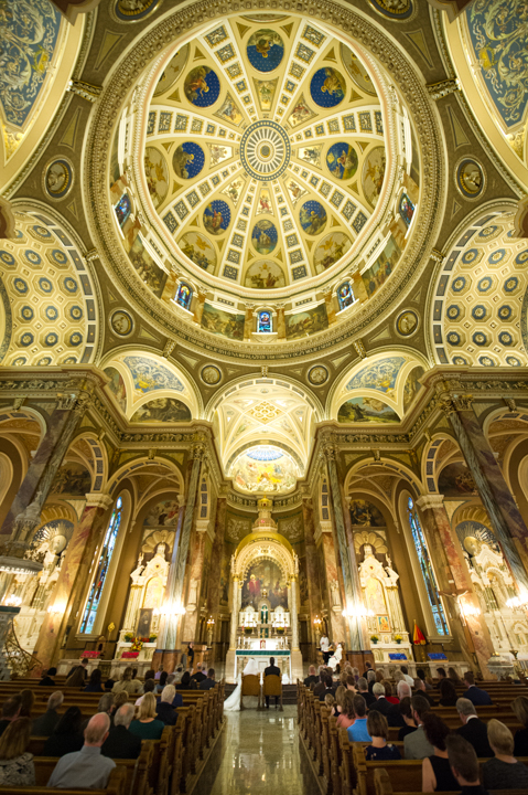 Dennis Felber Photography-Basilica & Westin Wedding-12
