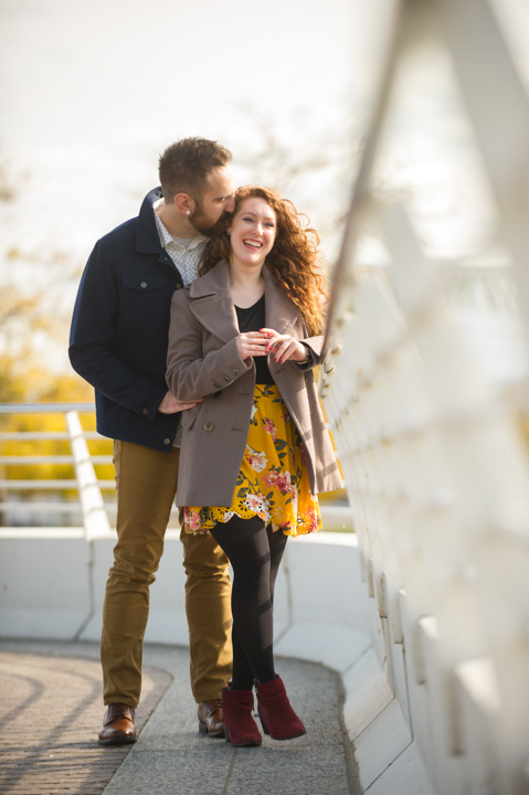 Dennis Felber Photography- Lakefront Engagement Session-04