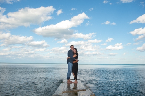 Dennis Felber Photography-Lakefront Engagement Session-05