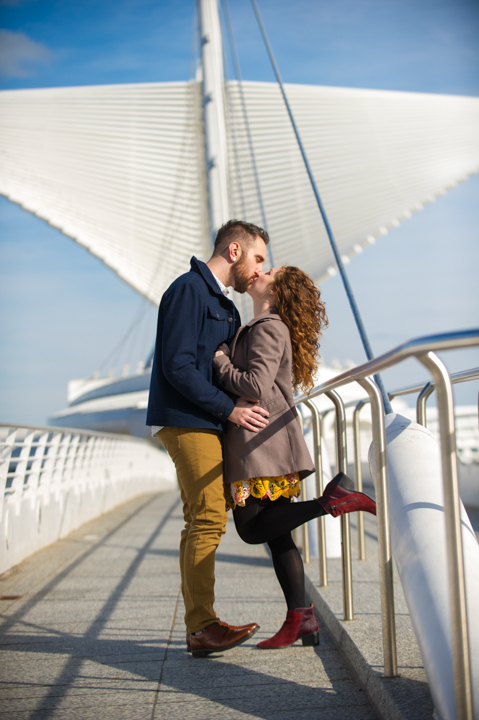 Dennis Felber Photography- Lakefront Engagement Session-07