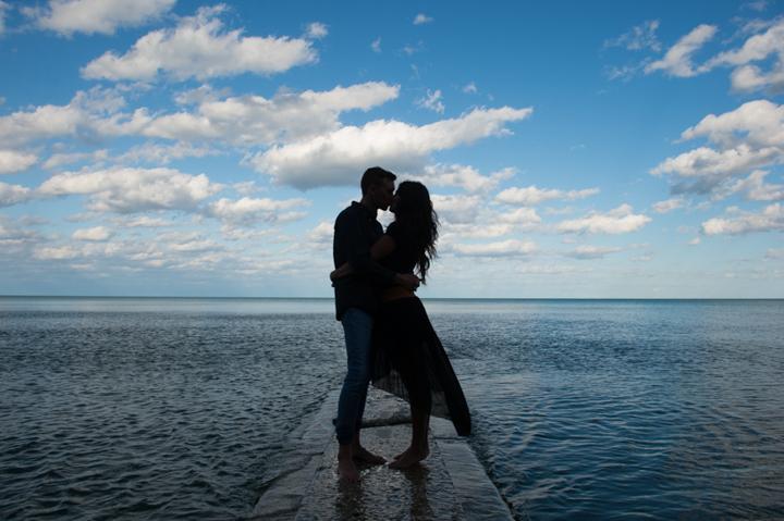 Dennis Felber Photography-Lakefront Engagement Session-08