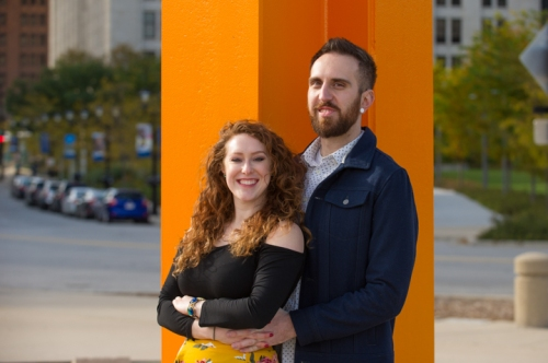 Dennis Felber Photography- Lakefront Engagement Session-09