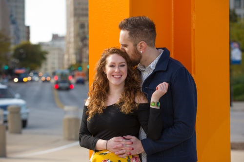 Dennis Felber Photography- Lakefront Engagement Session-10