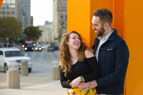 Dennis Felber Photography- Lakefront Engagement Session-12