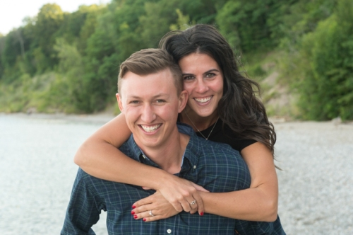 Dennis Felber Photography-Lakefront Engagement Session-15