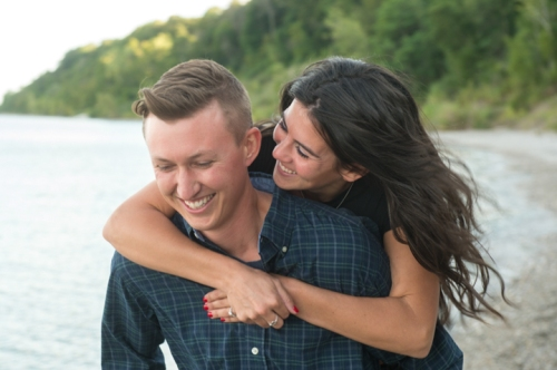 Dennis Felber Photography-Lakefront Engagement Session-16