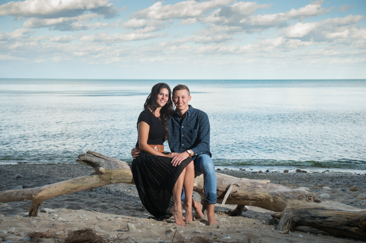 Dennis Felber Photography-Lakefront Engagement Session-17