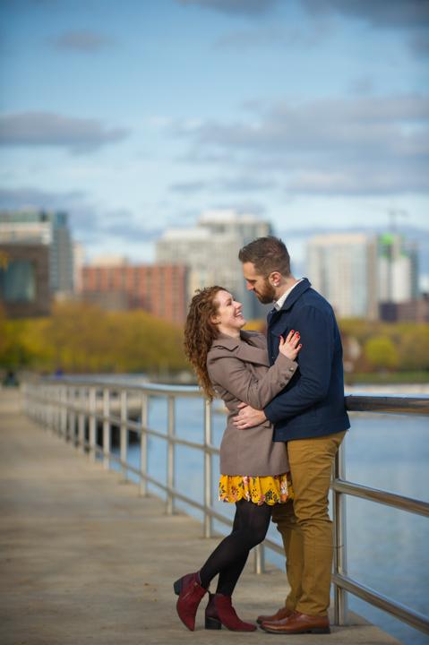 Dennis Felber Photography- Lakefront Engagement Session-20