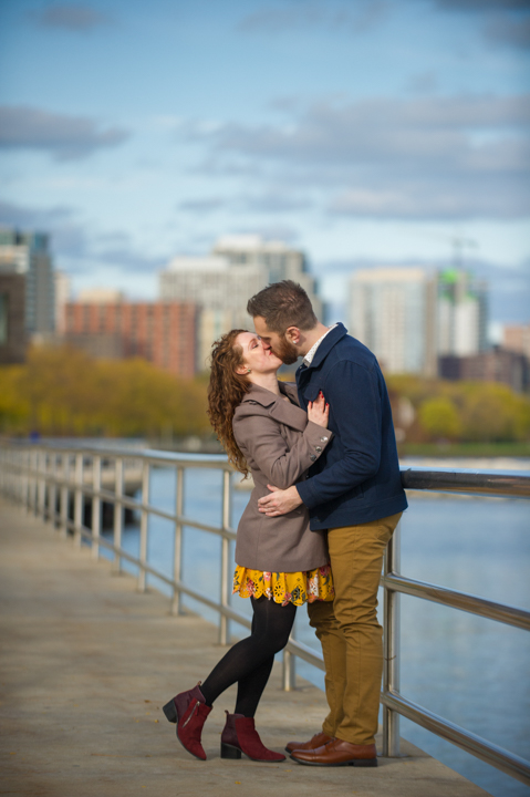 Dennis Felber Photography- Lakefront Engagement Session-21