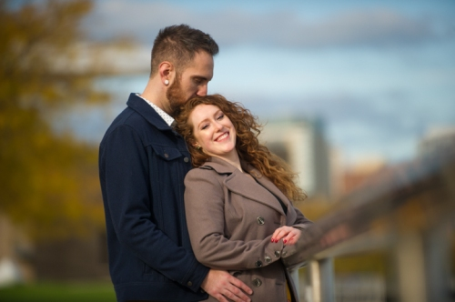 Dennis Felber Photography- Lakefront Engagement Session-23