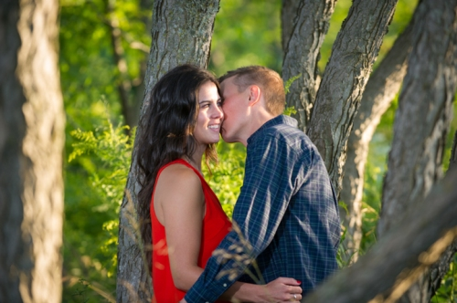 Dennis Felber Photography-Lakefront Engagement Session-24