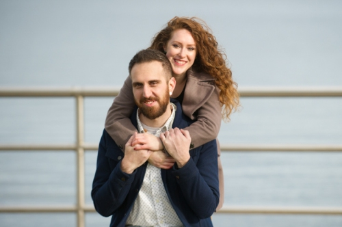 Dennis Felber Photography- Lakefront Engagement Session-29