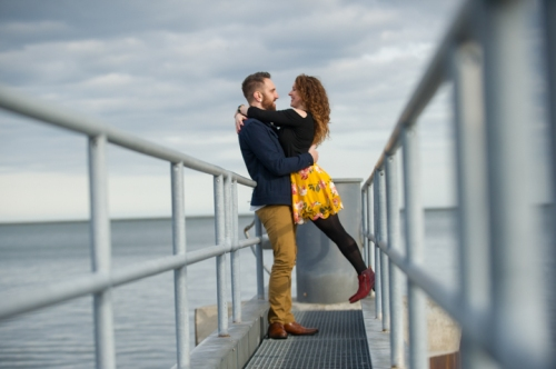 Dennis Felber Photography- Lakefront Engagement Session-33