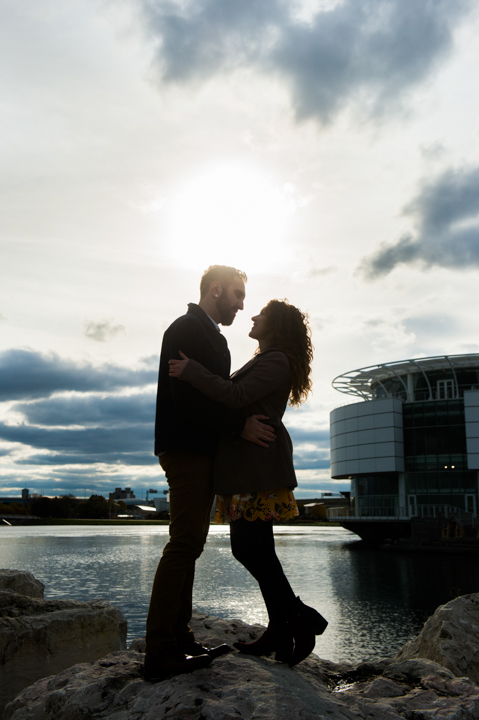 Dennis Felber Photography- Lakefront Engagement Session-35